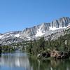 Mt Goode from Long Lake