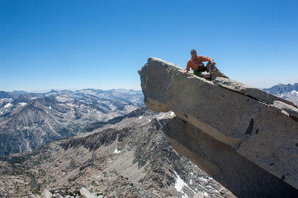 Columbine Peak