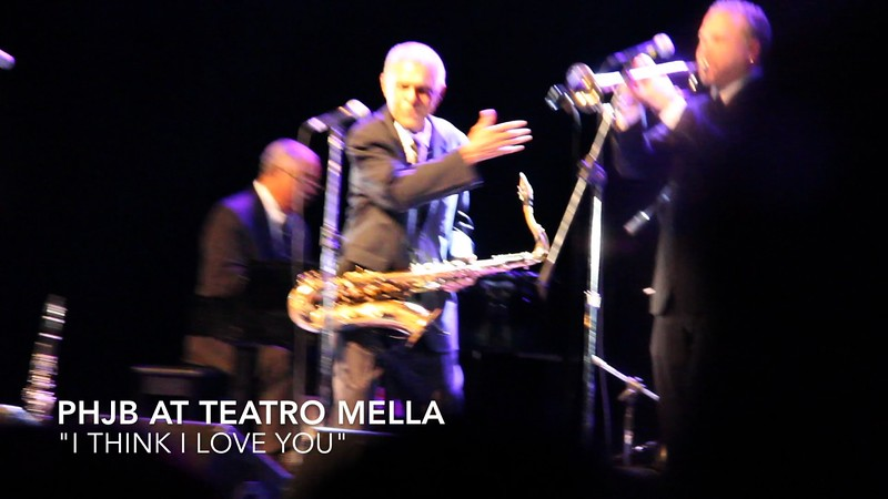PHJB at Teatro Mella - I Think I Love You