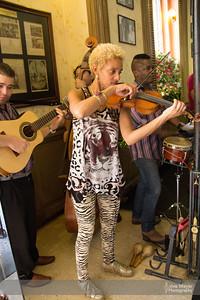 Musicians at La Floridita