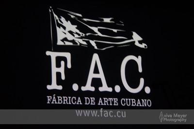 Preservation Hall Jazz Band at Fábrica de Arte Cubano (F.A.C.)