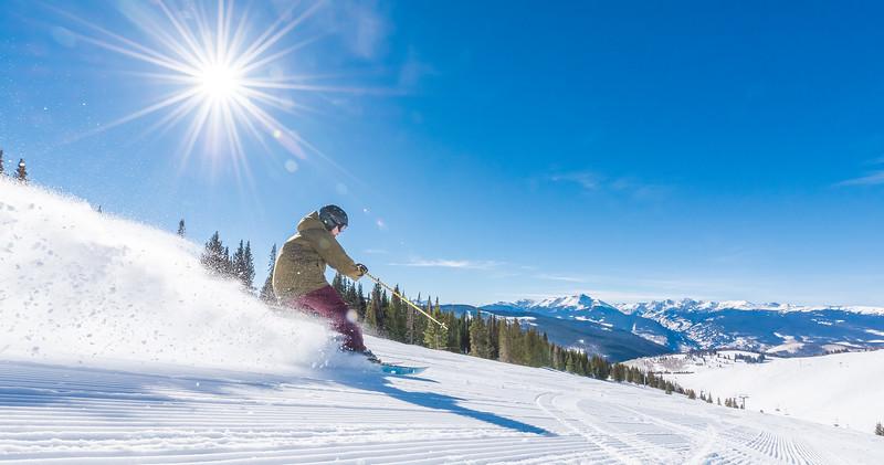 Vail Ski Resort, Colorado (2014)