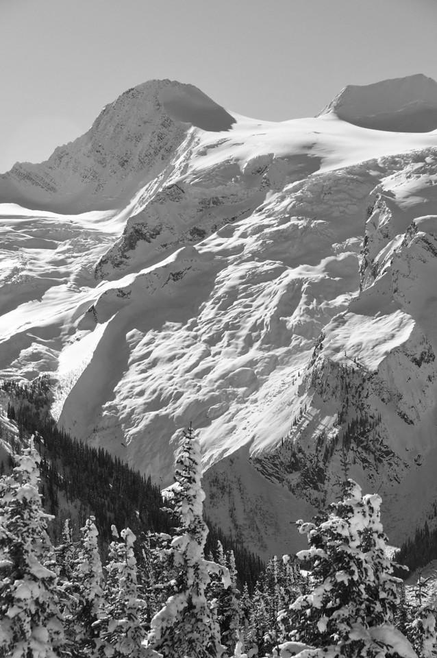 Cauldron Glacier