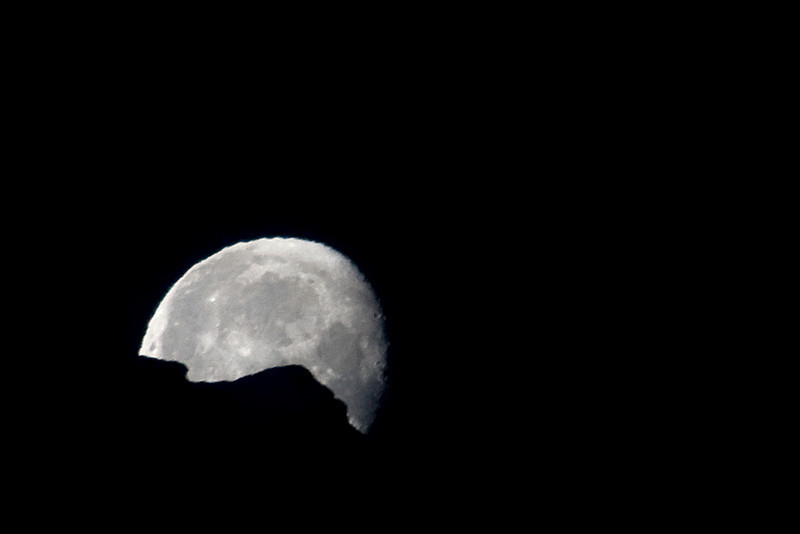 Odaray Moonset