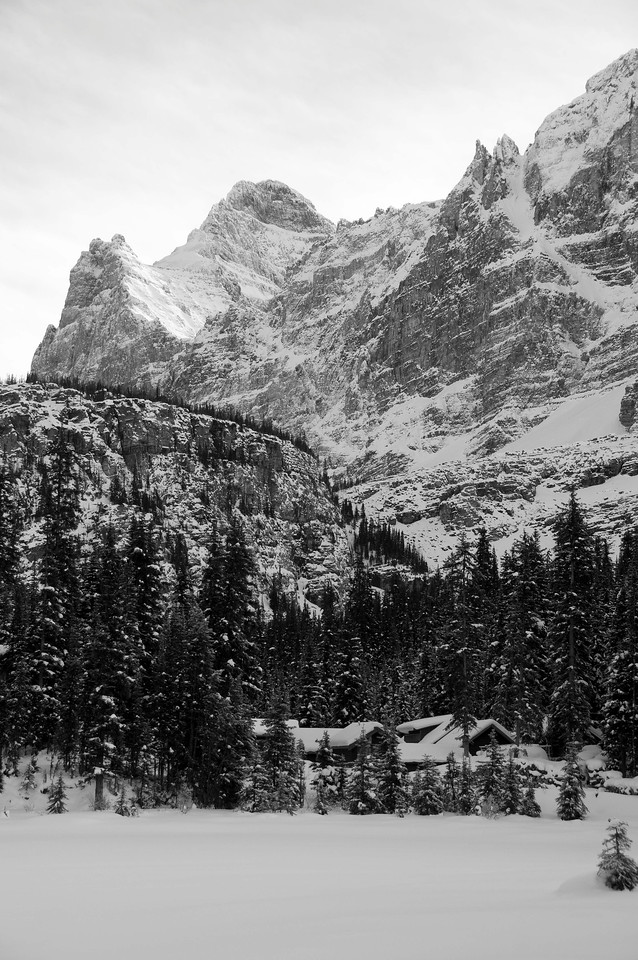 Lake O'Hara Lodge