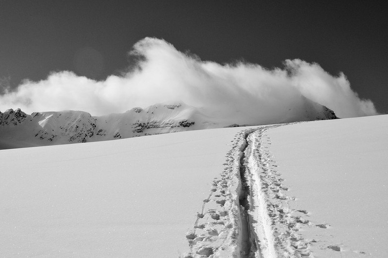 Trail to the Clouds