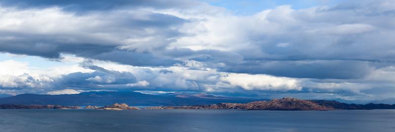Raasay panorama