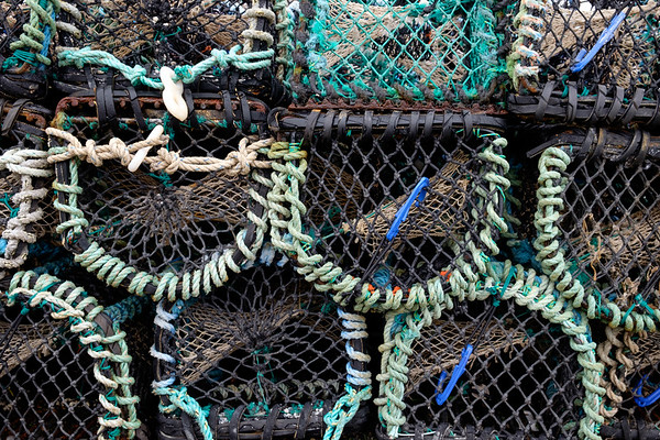 Fishing pots