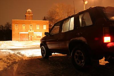 Snow, December 2008