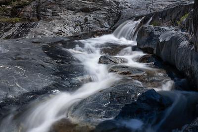 Lower Falls Close In