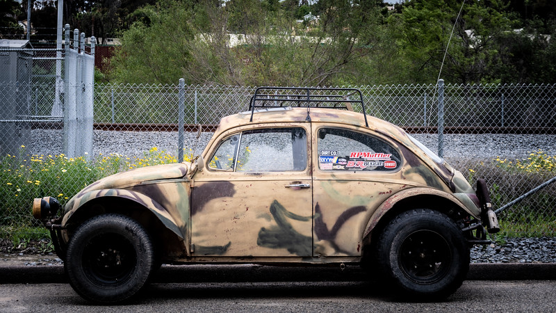 The Old Bug