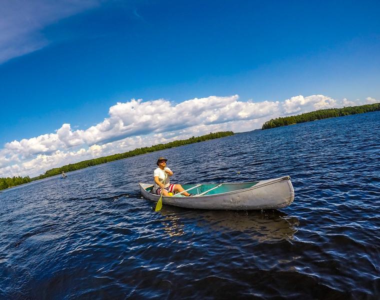 Love that inner canoe color