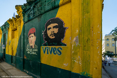 Hugo Chavez, the better friend of Cuba, and Che!
