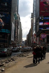 Another shot of Times Square.