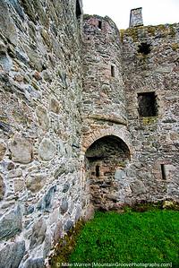 Glenbouchet Castle