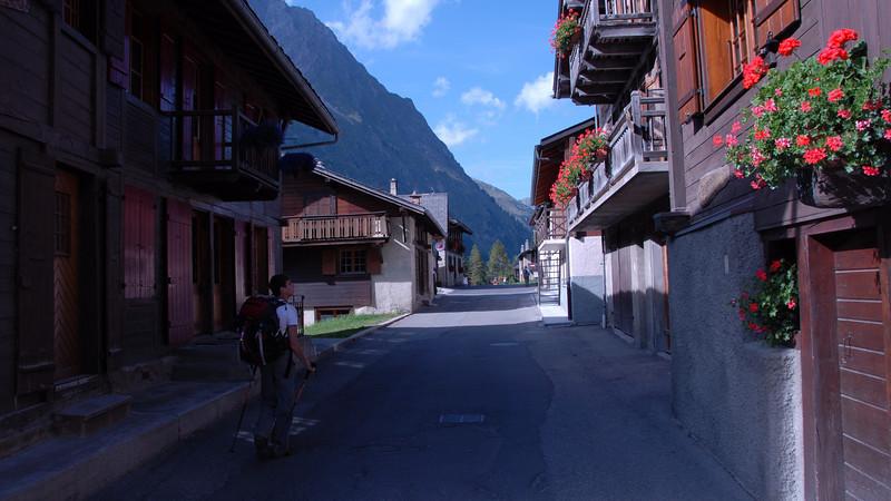 Praz de Fort, Switzerland