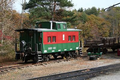 Upper Hudson River Railroad - Fall 2009