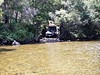 Crossing the Murray at Tom Groggin