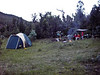 Our camp. Only 30 km's or so to the start of the Murray River.