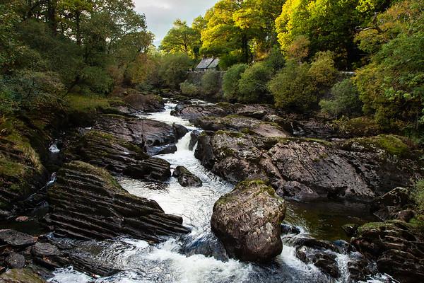 River Llugwy,