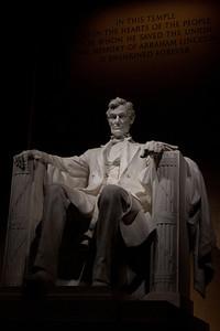 Honest Abe.
