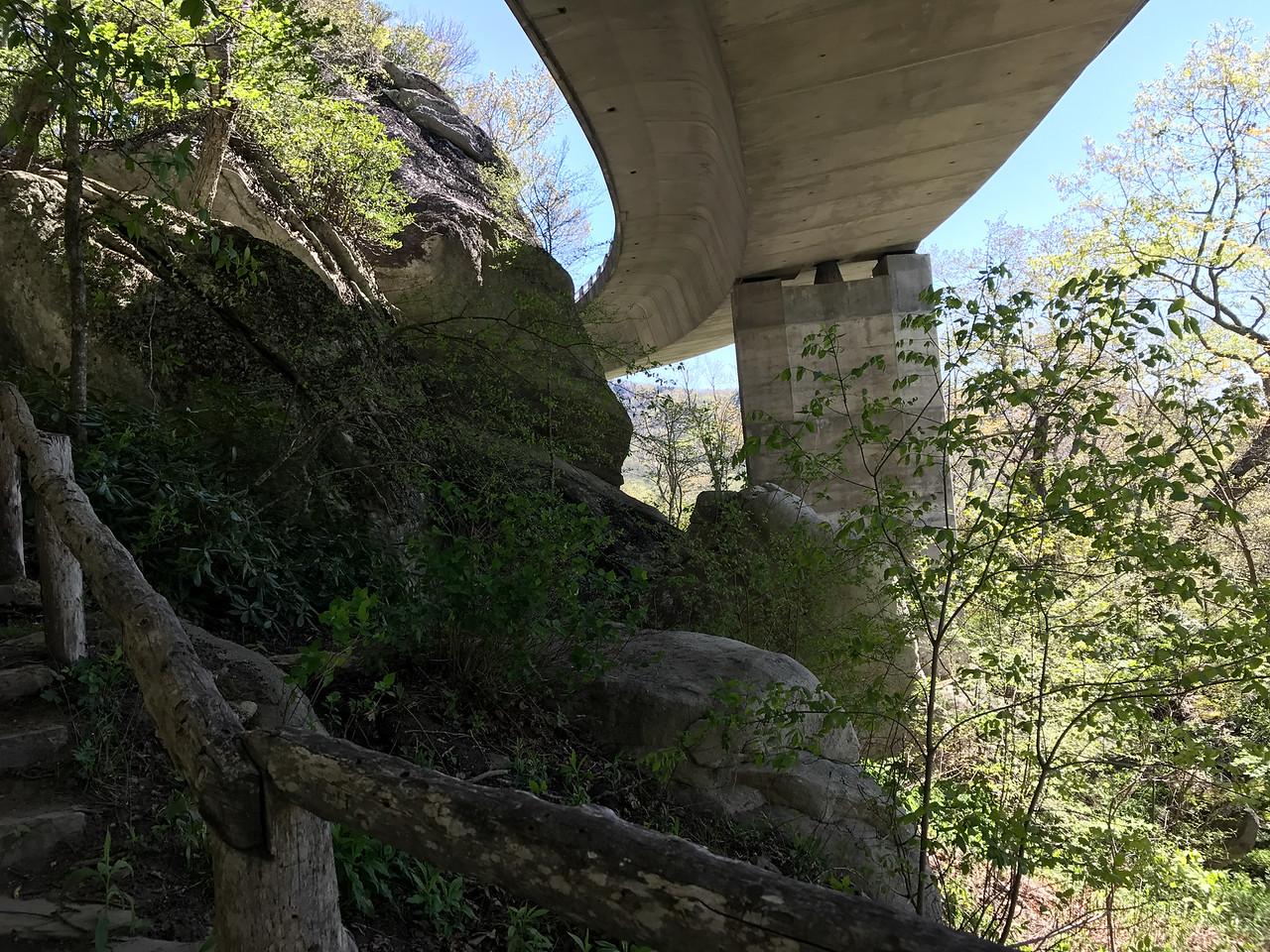 Beneath the Viaduct