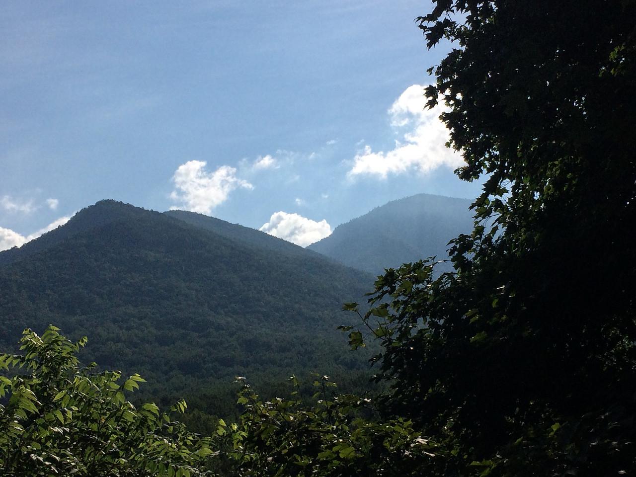 Mt LeConte