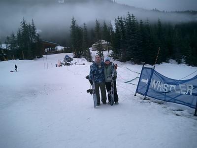 Whistler, BC, Dec 2003