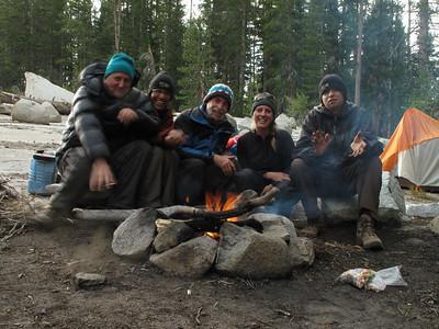 Second Camp