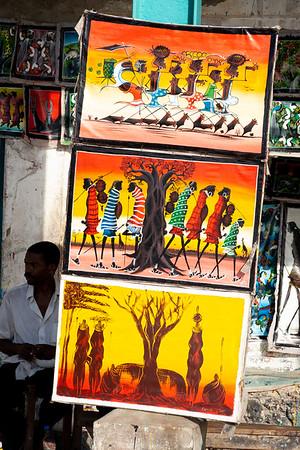 Zanzibar Art