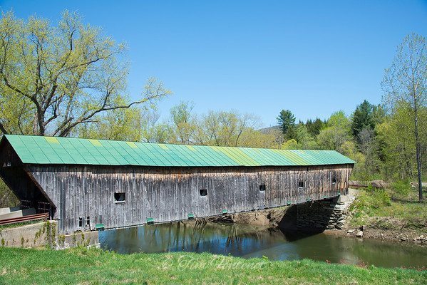Hammond Covered Bridge, Pittsford VT