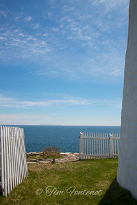 Lighthouse Keeper's View