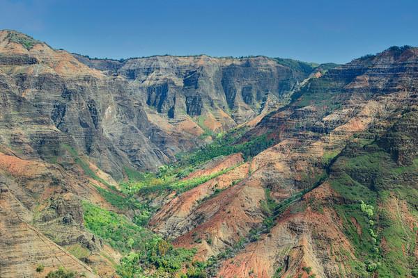 Little Grand Canyon, Kauai Hawaii