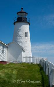 Lighthouse, Pemaquid Point Maine