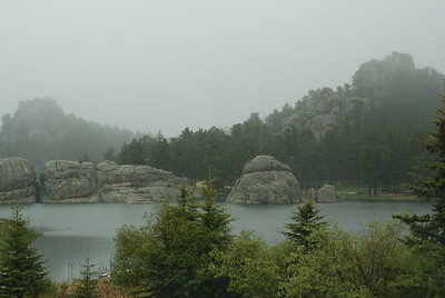 Sylvan Lake, South Dakota
