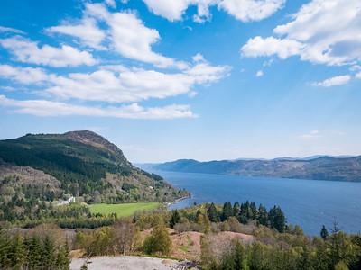 Loch Ness and Invermoriston