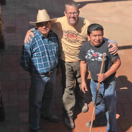 Men's Week Oaxaca :: Portraits & Groups