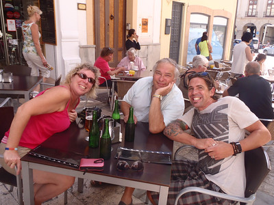 Adventures with Linda and Steve- in SPAIN!