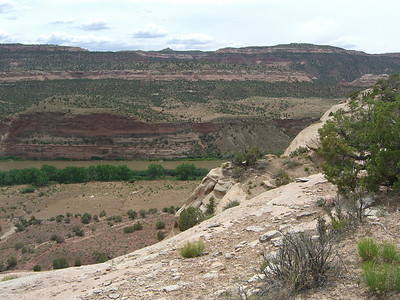 OK, over to the Colorado River and Horsethief Bench Loop.