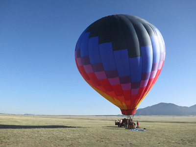 Hot-Air Ballooning in CO, 6/6/13