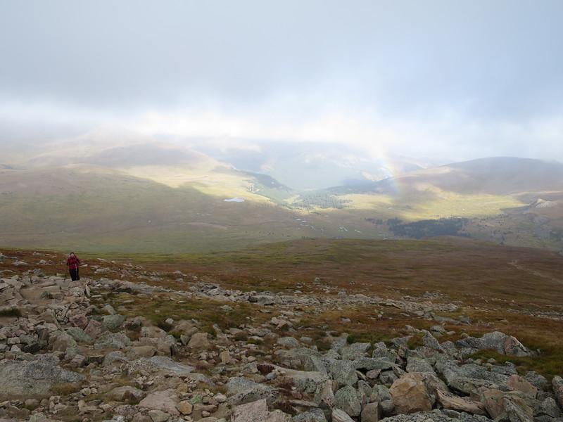 See the rainbow!