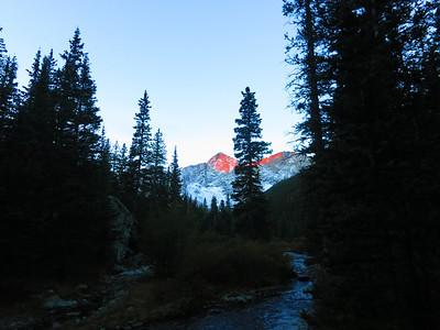 Mt Lindsey, 9/30/13