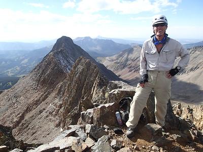 The Traverse: El Diente Pk to Mt Wilson, 9/13-15/14
