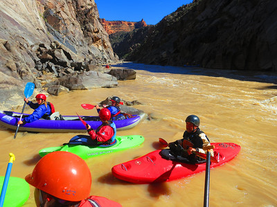 Westwater Canyon Adventure, 10/5-7/13