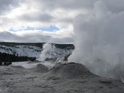 Yellowstone in Winter, 2/2-8/10