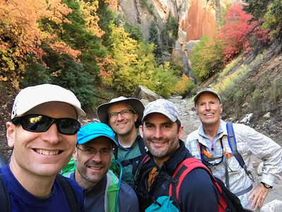 Zion Part VII - Birch Hollow->Orderville Cyn->The Narrows - 9/30/16