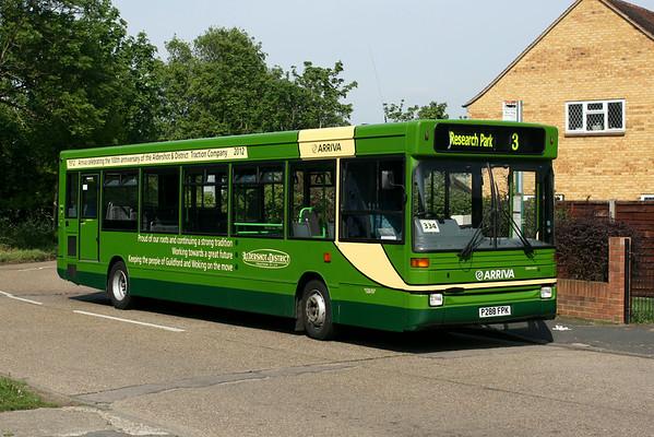 Centenary & Special Buses