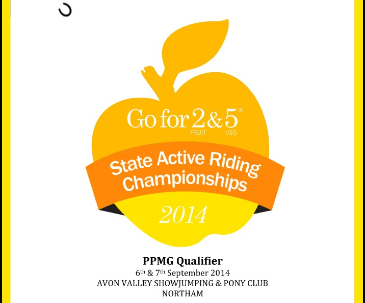 PCAWA State Active Riding Championships Qualifier 2014