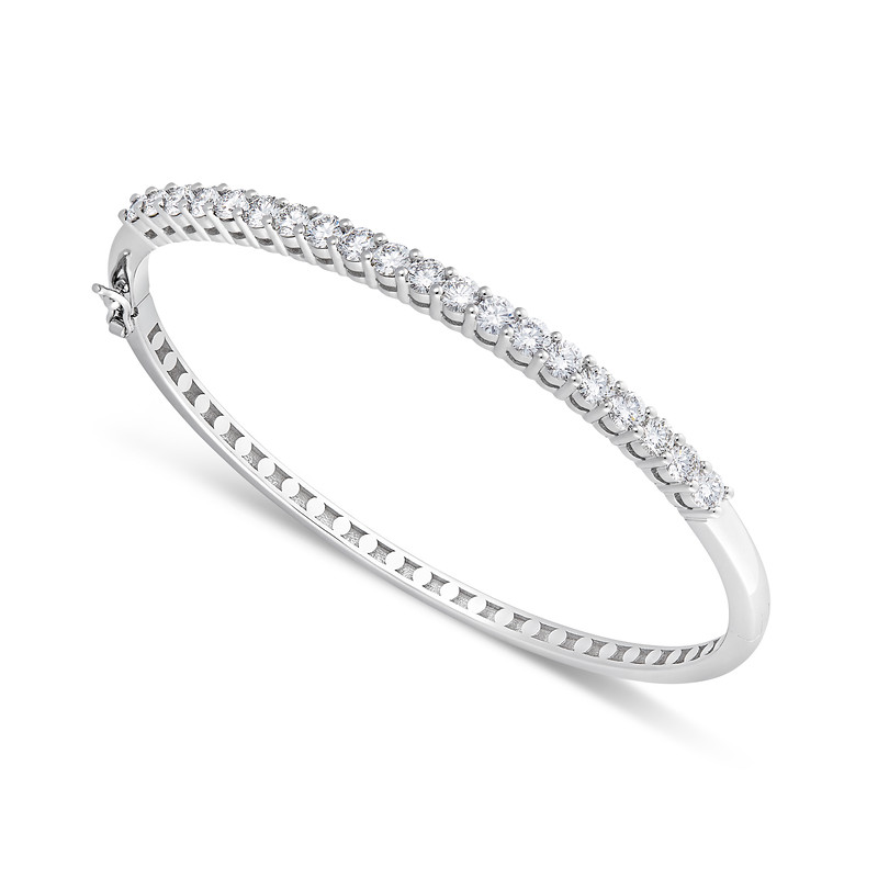 Solid Gold Diamonds Bracelet
