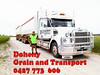Doheny Grain and Transport Gold Sponsor